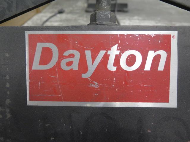"Lot 27 - Dayton mdl. 4YG33 48"" Finger Brake"
