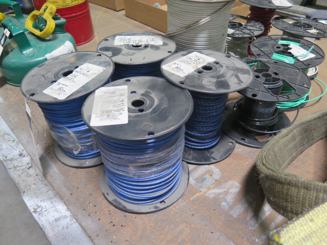 Lot 63E - Electrical Wire
