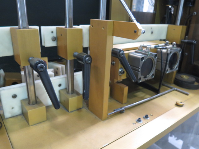 "Lot 15 - 2008 Computerized Cutters, Inc. ""ACCU-BEND"" mdl. 410 Automated Letter Bender s/n 0107-582-0308K w/"