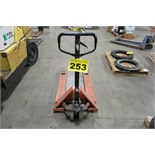 EAGLE, 5,500 LBS, PALLET TRUCK