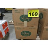 """CLIMP, 500-3, FASTENERS, 1"""" X 4"""", CLEATS - NEW"""