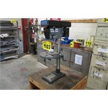 KING CANADA, KC117C, TABLE TOP DRILL PRESS