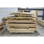LOT OF PLYWOOD