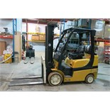 YALE, GLC060VXNVSE088, 6,000 LBS, LPG FORKLIFT