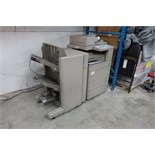 CANON, C5240A, IMAGE RUNNER ADVANCE, MULTIFUNCTION PHOTOCOPIER WITH PUNCHER & BOOKLET FINISHER, 2016