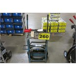 STRAPPING CART WITH TOOLS