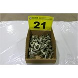 LOT OF CABLE CLAMPS