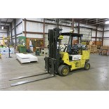 "HYSTER, S120XLS, 11,000 LBS, 3 STAGE, LPG FORKLIFT, SIDESHIFT, 206.5"" MAXIMUM LIFT 2,446 HOURS, S/"