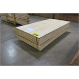 "LOT OF 26 SHEETS (APPROX.) OF 4' X 8' X 1/2"", PLYWOOD"