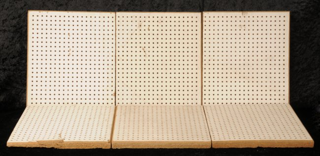 Abbey Road Studios: six original wall tile (baffle) from the control room of Studio Two removed - Image 2 of 2