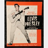Lot 86 - An original copy of the first all-Elvis concert souvenir photo programme Dimensions: 28cm x 21.6cm