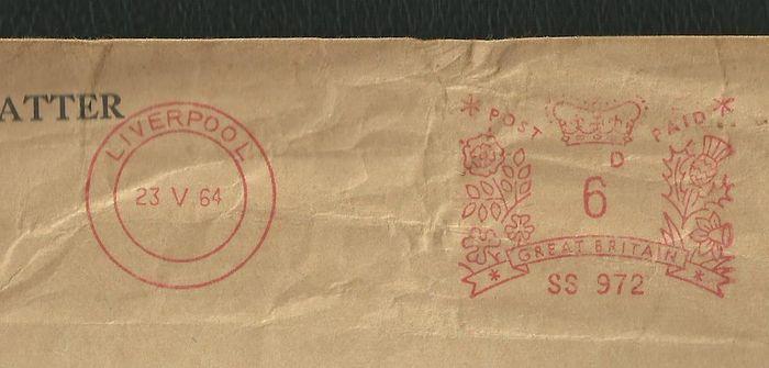 Lot 69 - Beatles Fan Club Card 1963