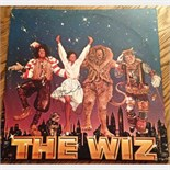 Lot 45 - Michael Jackson - The Wiz album