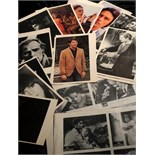 Lot 27 - Selection of film stills including The Hearse, Roseland The Eternal Prom starring Teresa Wright.