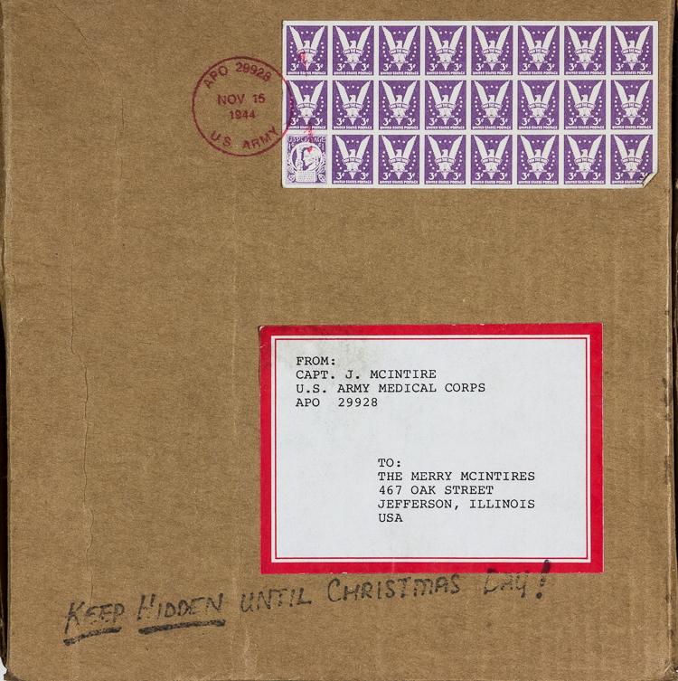 Lot 1112 - U.S. ARMY NURSE DOLL