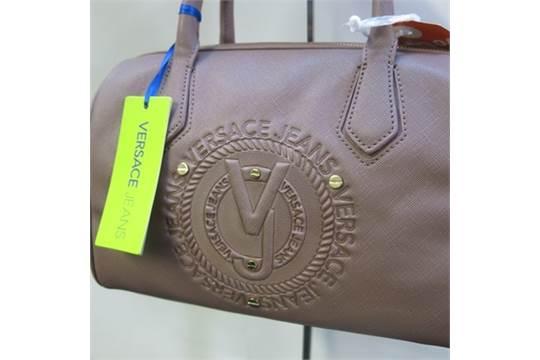 Versace Jeans, Model E1VQBBQ2, Linea Q Dis 2, Ladies Leather