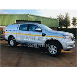"""(On Sale) FORD RANGER 2.2TDCI """"XLT"""" DOUBLE CAB 4X4 (67 REG) 1 OWNER - REAR CANOPY - GREAT SPEC -LOOK"""