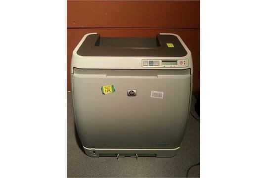 hp color laserjet 1600 printer usb test page ok. Black Bedroom Furniture Sets. Home Design Ideas