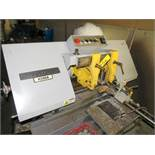 "10"" X 10"" STARTRITE MDL. H250A AUTOMATIC FEED HORIZONTAL BANDSAW, 1"" BLADE, AUTONICS PRESET CONTROL,"