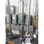 "26"" Vernier Height Gages (2) (SOLD AS-IS - NO WARRANTY)"