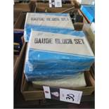 Chaun Gage Block Sets (6 - NEW) (SOLD AS-IS - NO WARRANTY)