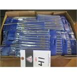 Diamond File Sets (NEW) (SOLD AS-IS - NO WARRANTY)