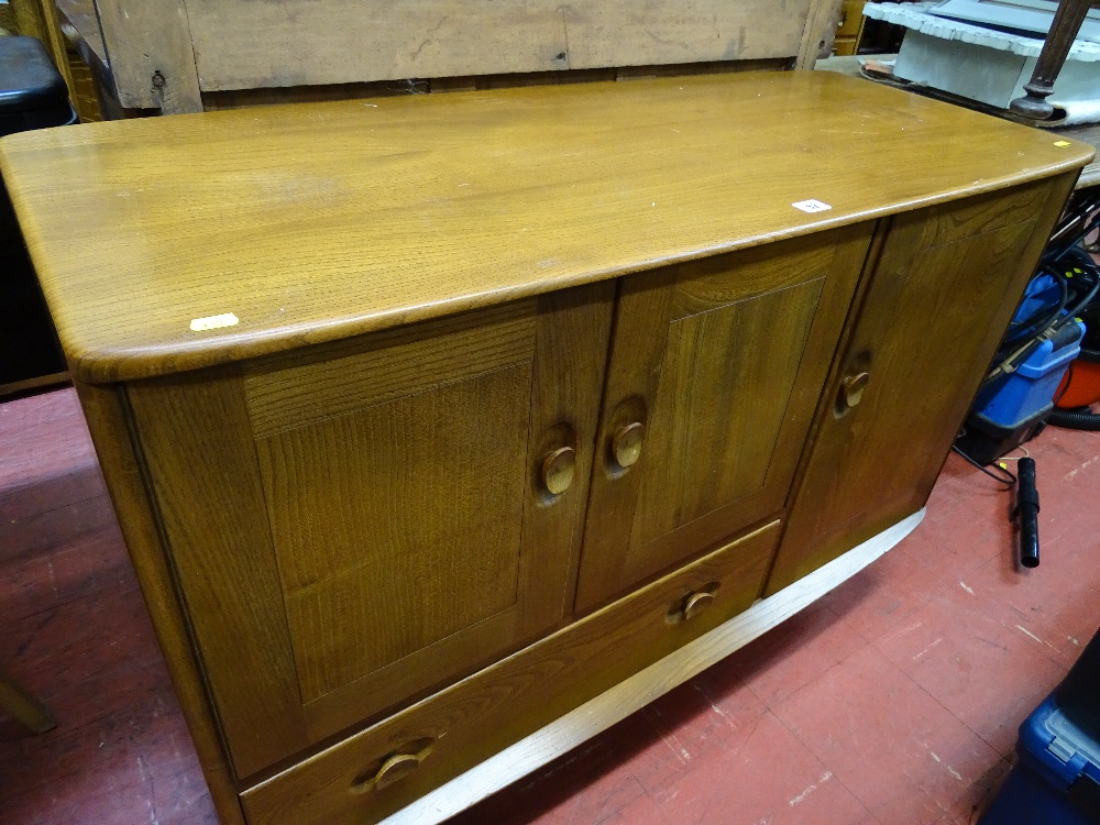 Lot 52 - Ercol mid oak sideboard
