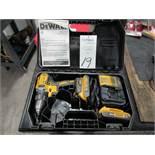 "DeWalt Model DCD791 1/2"""" Chuck Cordless Driver/ Drill"