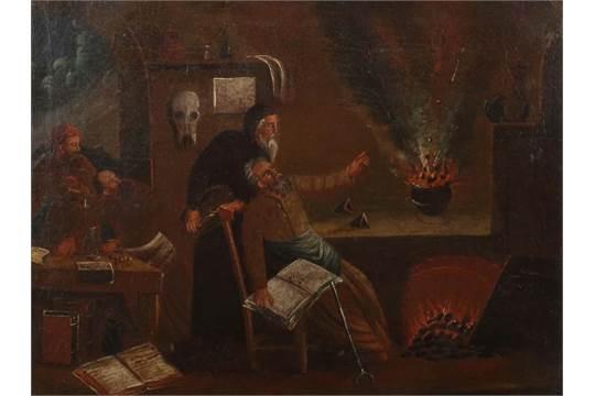 Maler des 18. Jh. \