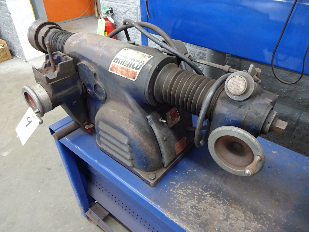 Lot 9 - AMMCO BRAKE LATHES FOR DISCS & DRUMS