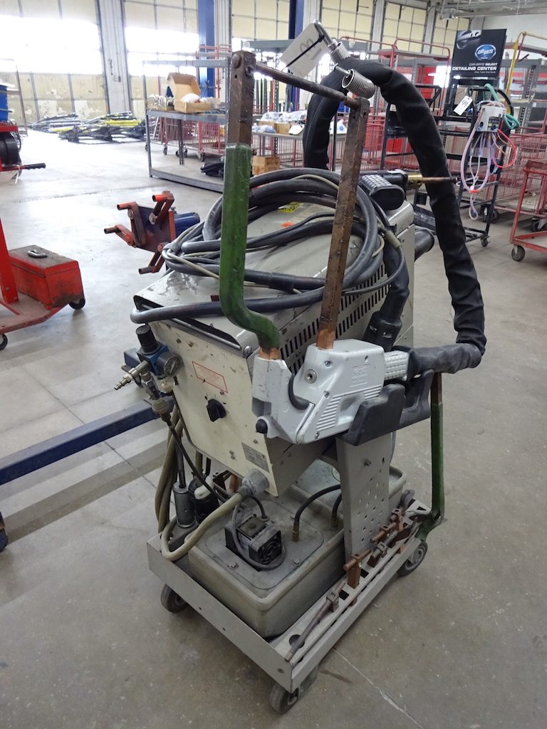 Lot 13 - ELEKTRON 15 KVA MODEL MULTISPOT M83 SPOT WELDER