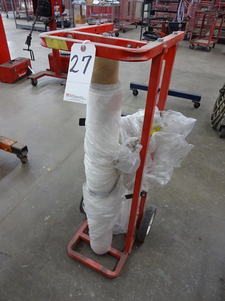 Lot 27 - 3M OVERSPRAY PROTECTIVE SHEETING MASKER, PART NO. 6780