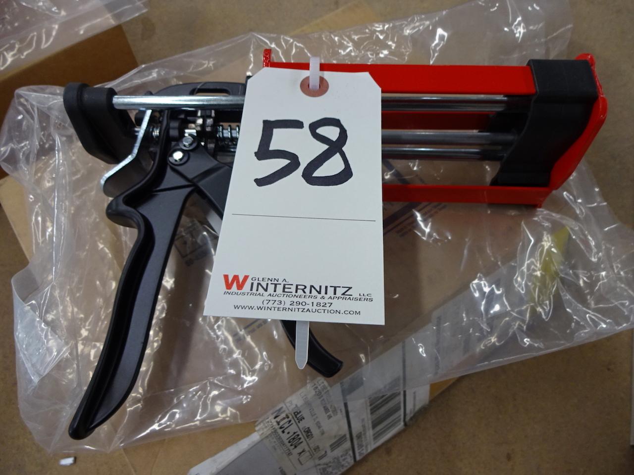 Lot 58 - 3M MANUAL 200ML CARTRIDGE APPLICATOR GUN