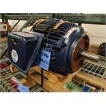 """30 H.P. MARATHON """"BLUE CHIP"""" ELECTRIC MOTOR, 230/460 VOLT, 3600 RPM, 286TC FRAME SIZE ** NEVER PUT"""