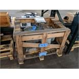 75 H.P. STERLING ELECTRIC MOTOR 230/460 VOLT, 1770 RPM, MODEL # T-MTR2101, 365TCV FRAME SIZE **