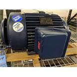 """30 H.P. MARATHON """"BLUE CHIP"""" ELECTRIC MOTOR, 415 VOLT, 2955 RPM, 286TCV FRAME SIZE ** NEVER PUT IN"""
