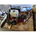 HONDA GAS POWERED PRESSURE WASHER, MODEL GX340 MOTOR
