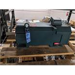 25 H.P. BALDOR RELIANCE ELECTRIC MOTOR, 460 VOLT, 850/1700 RPM, RL2586C FRAME SIZE ** NEVER PUT IN
