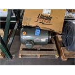 30 H.P. LINCOLN ELECTRIC MOTOR 415 VOLT, 2940 RPM, 286TC FRAME SIZE ** NEVER PUT IN SERVICE **