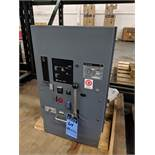 WESTING HOUSE LOW VOLTAGE AC POWER CIRCUIT BREAKER, TYPE DS-632, S/N 49Y2851, 3200 AMP FRAME SIZE **