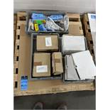 (LOT) MISC. FUSES AND FUSE HOLDERS BY FERRAZ SHAWMUT, LINDNER AND BUSSMAN ** (1) SKID **