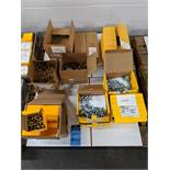 (LOT) PARKER HANNIFIN FITTING, (15) BOXES ** (1) SKID **