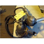 LOT OF PNEUMATIC GRINDERS (2)