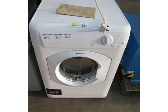 Hotpoint First Edition FETV 60 6KG Tumble Dryer
