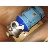 Alfa Laval Centrifugal Pump, model MR-200S, 7.5 kw, s/n 059951