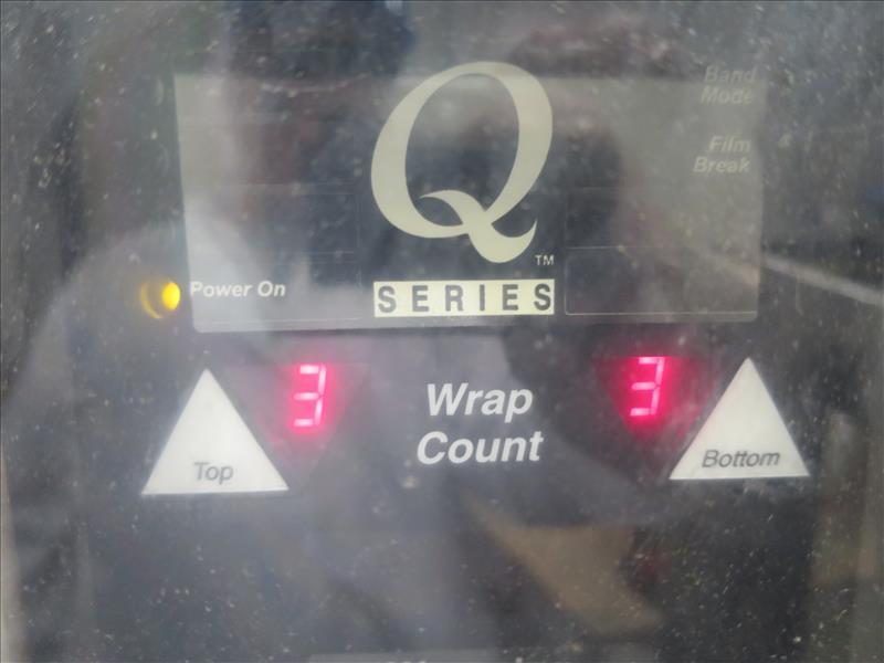 Lantech pallet wrapper, Q Series, model Q-300, ser. no. QM019052 - Image 2 of 2
