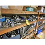 assorted Stainless Fittings, & valves, etc.