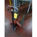 Lift-Rite/Johnston pallet truck