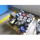 assorted spare motors