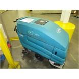 Tennant walk-behind electric floor scrubber, model 5700, ser. no. 5700-10629782, 36 volt, c/w ec-H2O